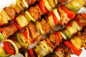 Pineapple Chicken Skewers Recipe: Live With Kelly