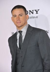 Channing Tatum Magic Mike: Live With Kelly