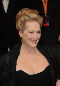 Meryl Streep: Ellen June 18 2012