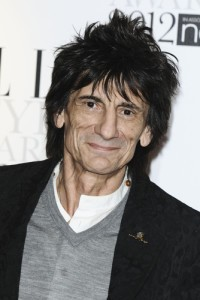 Ronnie Wood FACES Review: Live With Kelly