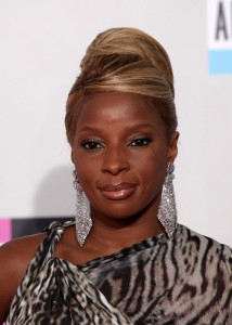 Mary J Blige: Live With Kelly June 19 2012 Preview