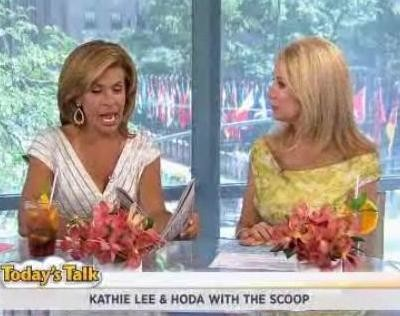 Kathie Lee & Hoda talked The Scoop with everything from a Sangrito recipe to Andy Griffith dying to Anderson Cooper coming out and much more.