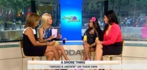 Kathie Lee & Hoda talked with Snooki and JWOWW, best known from Jersey Shore, about their spin-off, Snooki & JWOWW, Snooki's pregnancy & more