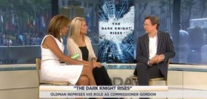Kathie Lee & Hoda: Gary Oldman The Dark Knight Rises Review
