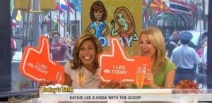 Kathie Lee & Hoda July 19 2012