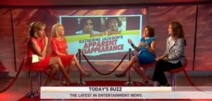 Today Show: Katherine Jackson Missing & Dark Knight Rises Shooting
