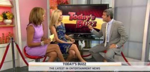 Andy Cohen talked The Buzz including Tom Cruise and Katie Holmes divorce, Kourtney Kardashian delivers baby girl, Spider-Man review and more.