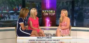 Kathie Lee and Hoda talked with Kendra Wilkinson about her new show, Kendra On Top, her husband and son, life as a mom and much more.
