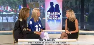 Kathie Lee & Hoda talked with Helen Fisher about the battle of the sexes, including busting some myths about men, gender differences & more.