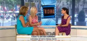Kathie Lee & Hoda: Freida Pinto 'Trishna' Review