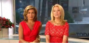 Kathie Lee & Hoda: Dark Knight Rises Shooting & Ring Force Review