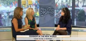 Caitlin Moran: 'How To Be A Woman' Review & Feminism Underwear Test