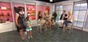 Kathie Lee and Hoda shared the Plaza Ambush Makeovers with Louis Licari and Jill Martin, including London Times dress reviews and more.