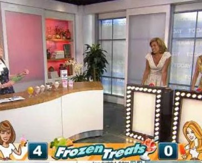 Kathie Lee & Hoda spoke with Madelyn Fernstrom about the truths on frozen treats, including Skinny Cow Ice Cream Sandwich, Italian Ice & more