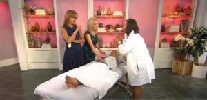 Kathie Lee & Hoda: Laviv Vs Liposonix Cosmetic Treatment Reviews