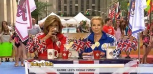 Kathie Lee & Hoda: July 27 2012
