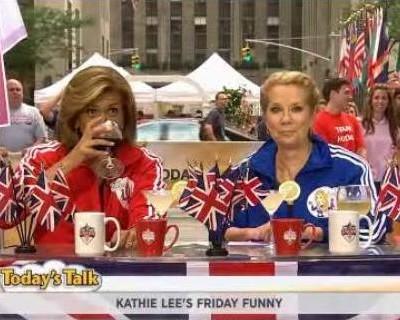 Kathie Lee & Hoda: July 27 2012