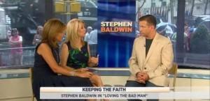 Kathie Lee & Hoda: Stephen Baldwin Loving The Bad Man Review