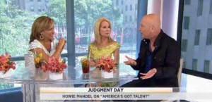Kathie Lee and Hoda talked with Howie Mandel, one of the judges on America's Got Talent, about the live shows, the Top 48 and much more.