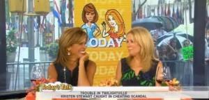 Kathie Lee & Hoda July 26 2012