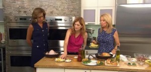 Kathie Lee & Hoda welcomed Melissa Clark as she cooked up two staples every home cook should know: Roasted Chicken and Potato Salad.