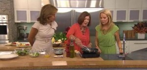 Today Show: Cracker Barrel Grilled Chicken Recipe with Corn Relish