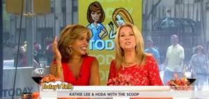 Kathie Lee & Hoda July 23 2012