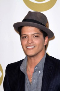 Ellen: Bruno Mars It Will Rain