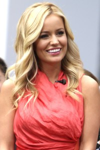 Emily Maynard The Bachelorette: Live With Kelly