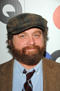 Zach Galifianakis: Live With Kelly July 25 2012 Preview