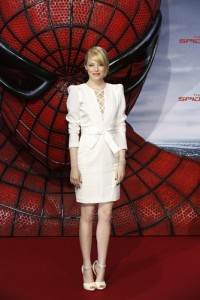 Emma Stone Spider-Man: Ellen July 3 2012