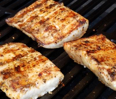 Grilling With The Stars: Chipotle Mahi Mahi Recipe