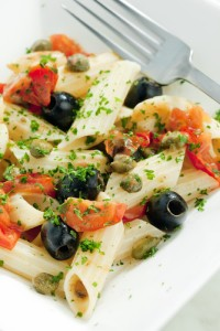 Dr Oz: Pasta Puttanesca Recipe with Tuna