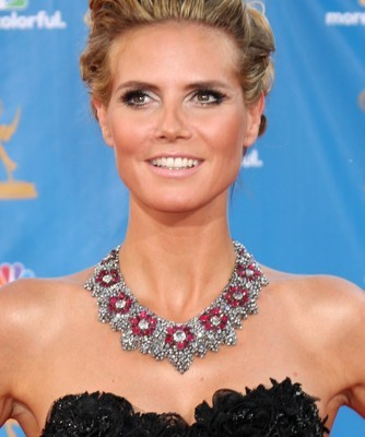 Heidi Klum: Live With Kelly July 19 2012 Preview