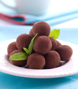 Dr Oz: Chewy Chocolate Truffle Recipe