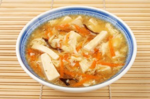 Dr Oz: Shiitake Hot and Sour Soup Recipe