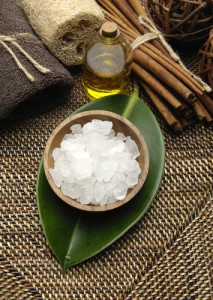 Sea Salt Cellulite Scrub Recipe: Dr Oz