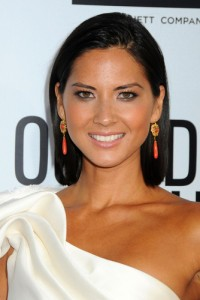 Olivia Munn: Live With Kelly July 27 2012 Preview