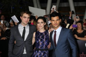 Ellen: Twilight Breaking Dawn Part 2