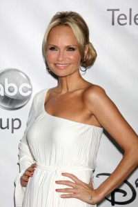 Kristen Chenoweth Accident: Live With Kelly