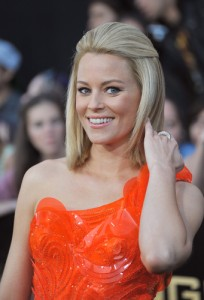Elizabeth Banks: Ellen July 19 2012