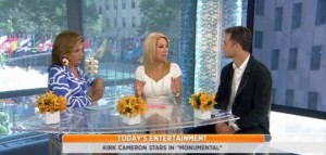Kathie Lee & Hoda talked with Kirk Cameron about his new documentary Monumental, a film about exploring America's faithful beginnings.
