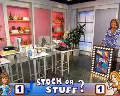Kathie Lee & Hoda talked with Sharon Epperson on whether to buy stock or stuff from companies like Apple, Gap, CVS, Costco and TJX Company.