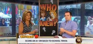Kathie Lee and Hoda test you on your favorite back to school movies to see if you make the grade, including 21 Jump Street and Grease 2.