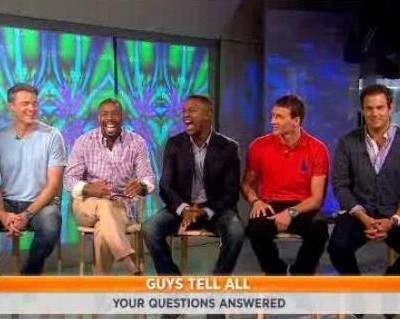 The Guys Tell All in this segment and answered questions on online dating, wedding planning, texting vs phone call and relighting the spark.