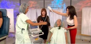 Kathie Lee & Hoda took an inside look at non-invasive cosmetic procedures, including sclerotherapy, botox, All Therapy & laser hair removal.