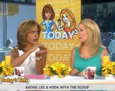 Kathie Lee & Hoda August 13 2012