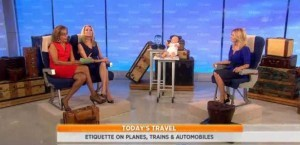Lisa Gache discussed some people's pet peeves when traveling, including loud cell phone talker, stinky food on planes & hogging the arm rest