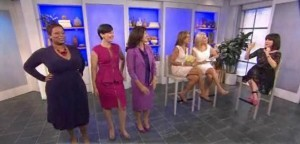 Kathie Lee and Hoda were joined by Eve Michaels, Image Consultant, who gave three women makeovers and took them from home to the office.