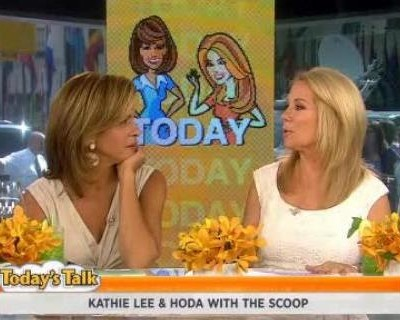 Kathie Lee & Hoda August 20 2012